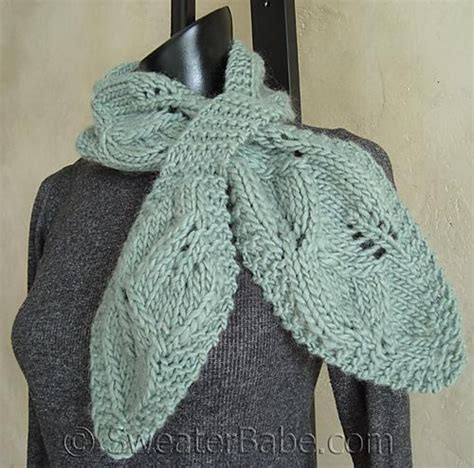 one skein knitting patterns 95 falling leaves one skein scarf knitting pattern by