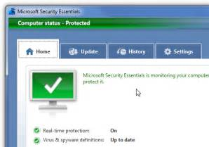Week in geek the microsoft security essentials is excellent edition