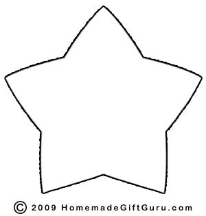 printable star tags star template free new calendar template site