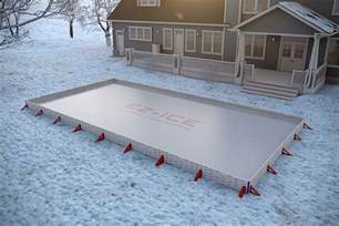 ez backyard hockey rink hiconsumption