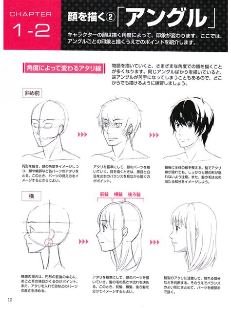 reference book lessons basic lessons for japanese drawings