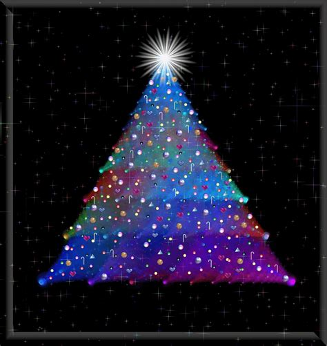 twinkling christmas tree pictures photos and images for