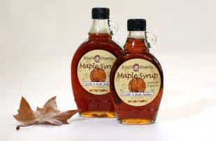 opinions on maple syrup