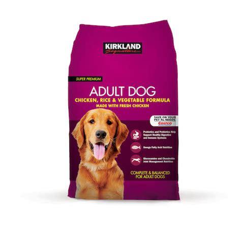 kirkland brand food kirkland signature pet food and pet supplies gt kirkland brand pet food