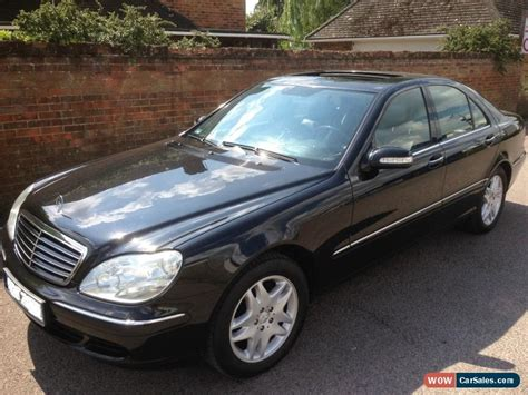 Mercedes 2004 For Sale by 2004 Mercedes S 320 For Sale In United Kingdom