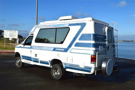 Type B Rv For Sale by Used Rvs Chinook 4x4 Motorhome For Sale For Sale By Owner