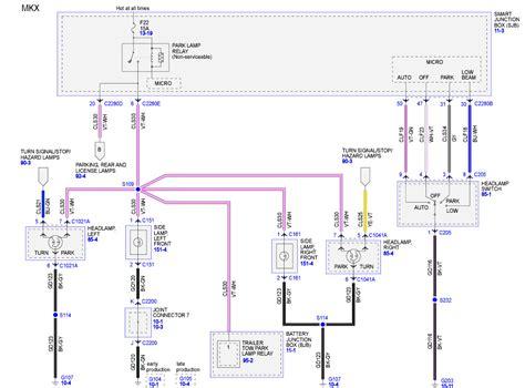 2010 lincoln mkz radio wiring diagram 2010 get free