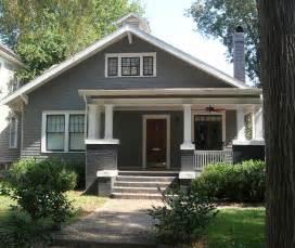 Painted Craftsman Style Front Door » Home Design 2017