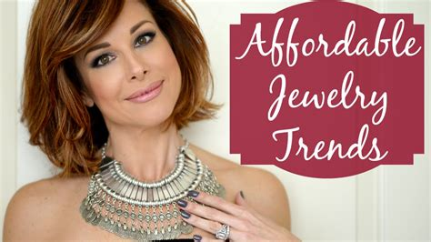Affordable Jewelry Trends I Love!   YouTube