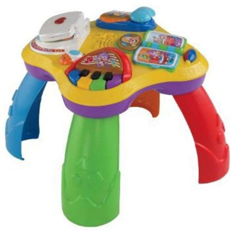 fisher price laugh learn puppy friends learning table fisher price laugh learn puppy pals learning table walmart