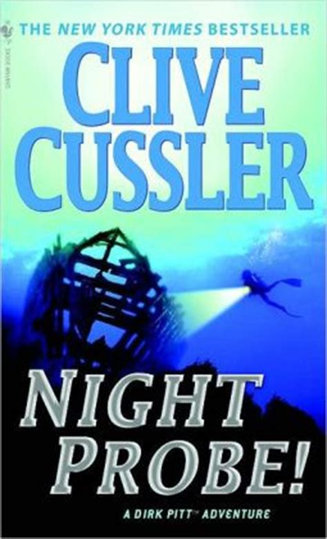 night probe dirk pitt series 5 by clive cussler
