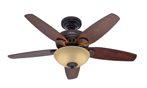 44 quot ceiling fan new bronze w 5 reversible blades