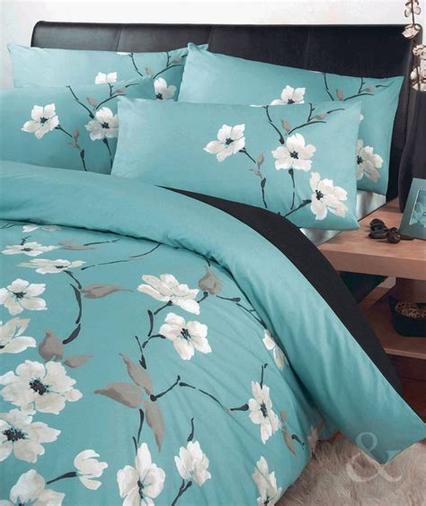 Cotton Double Duvet Cover Sets 1000 Images About Bedroom Decor On Pinterest Turquoise