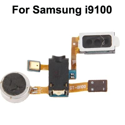 Flexibel Konektor Headset Samsung G350 replacement mobile phone high quality headset flex cable for samsung galaxy s ii i9100 alex nld