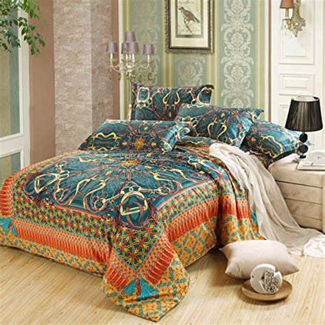 egyptian bed set cliab moroccan bedding bohemian bedding sets full queen