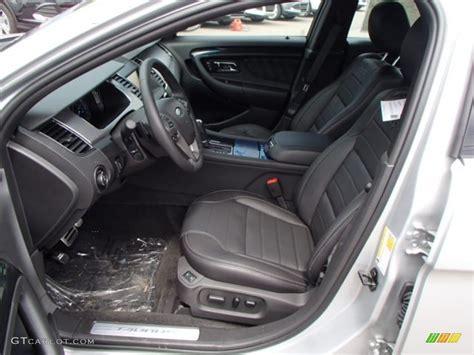2013 Ford Taurus Sho Interior by Sho Charcoal Black Leather Interior 2013 Ford Taurus Sho Awd Photo 81611058 Gtcarlot