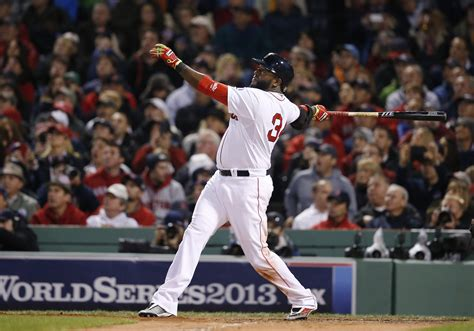 david ortiz da hr 495 y boston vence a yankees