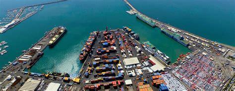 porto di salerno porto di salerno i lavori infrastrutturali opere in