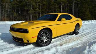 2017 dodge challenger gt all wheel drive driven in the