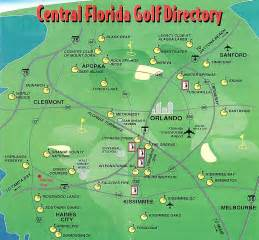 golf courses florida map orlando golf courses