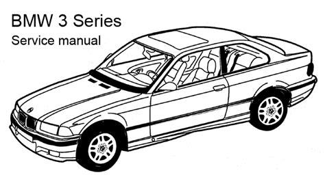 car service manuals pdf 2000 bmw 3 series regenerative braking 2002 bmw 3 series service manual pdf service manual owner s manual bmw series bmw 5 series