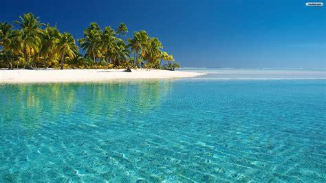 tropical island paradise tropical island beaches download wallpaper free