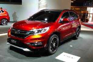 The Honda Facelifted Honda Cr V Suv 2015 Details Carbuyer
