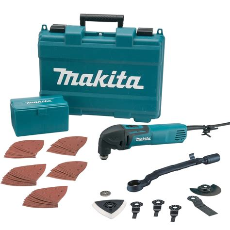 Multi Cutter Makita makita tm3000cx4 320w multi cutter inc 57 accessories powertool world