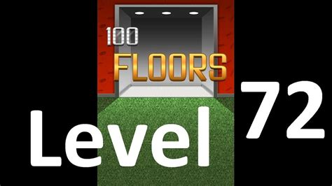 100 floors level 72 walkthrough android 100 floors level 72 floor 72 solution iphone android