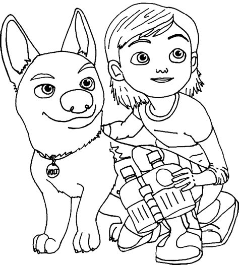 coloring pages of bolt the dog pictures of bolt the dog az coloring pages