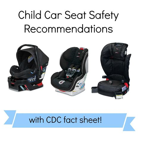 car seat safety laws in washington d c maryland and