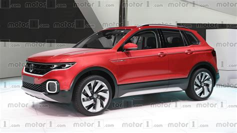 I Ring Hp Model Polos upcoming vw polo suv rendered and on