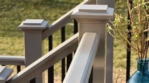 pvc handrail deck railing pvc railing deck railing system azek