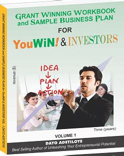 youwin business plan format book review grant winning workbook for youwin and