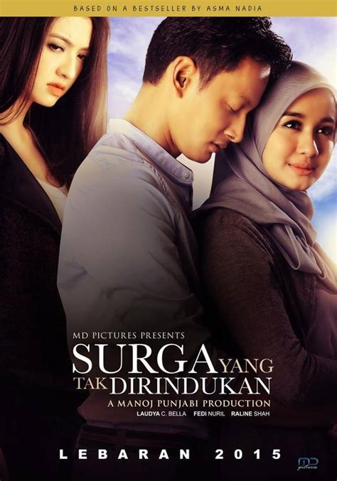 Sinopsis Film Fedi Nuril | film surga yang tak dirindukan movie layar film
