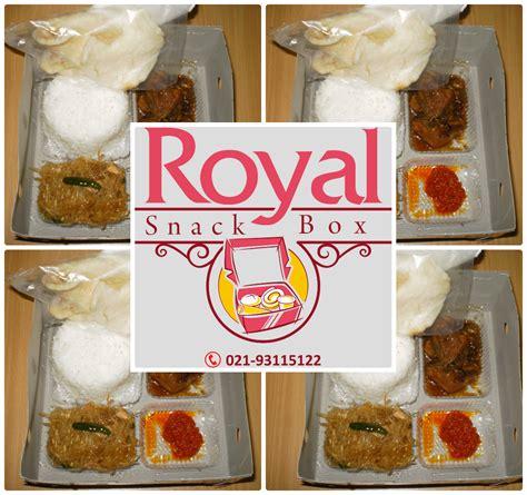 Jasa Catering Perkantoran royalsnackbox menyediakan catering untuk acara kantor