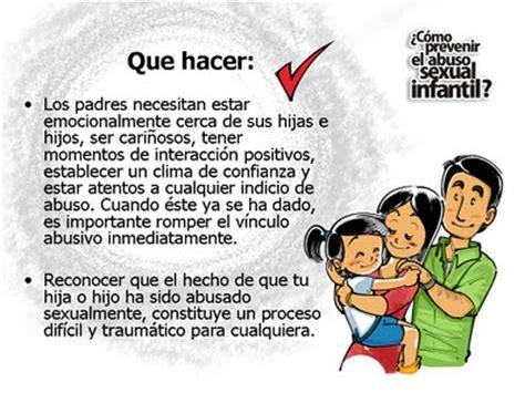 adonde recurrir para denunciar en caso de violencia abuso sexual infantil nunca m 225 s 13 medidas para