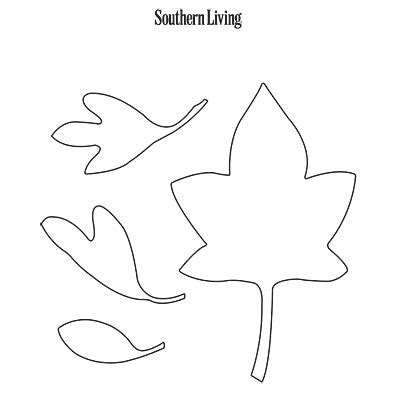 pumpkin leaf template leaf stencils for pumpkins fall leaf pumpkin carving