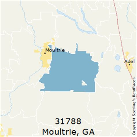 map of moultrie best places to live in moultrie zip 31788