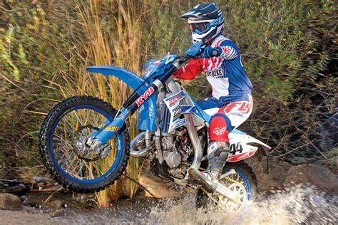 tm motocross bikes dirt bike magazine tm 144 two stroke full test