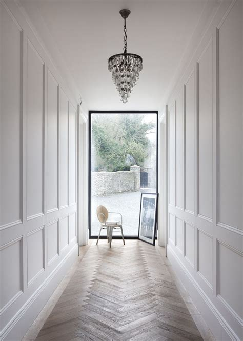 Wainscoting Ireland by Best 25 White Wall Paneling Ideas On Bathroom