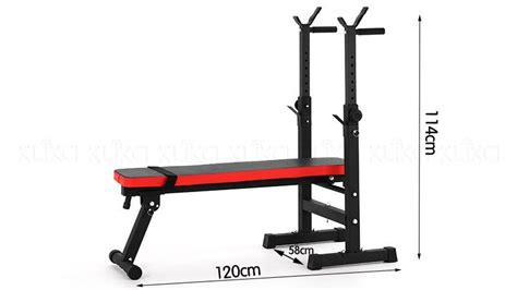 sa gear weight bench bench press fitness equipment