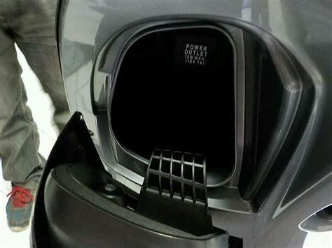 Usb Scoopy cara tepat charging hp di honda scoopy baru agar aki