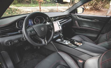 maserati quattroporte interior 2015 بررسی مازراتی کواتروپورته gts مدل ۲۰۱۵ مجله پدال