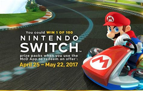 Mcdonald Sweepstakes - mcdonald s race to 100 sweepstakes