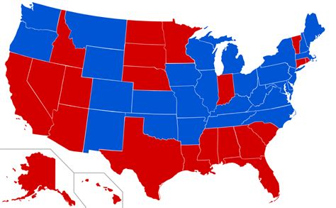 us map states ive been to file united states governor political map svg wikimedia