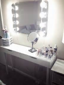 ikea ekby alex shelf with mirror and lighting perfect vanity table with mirror and lights foter