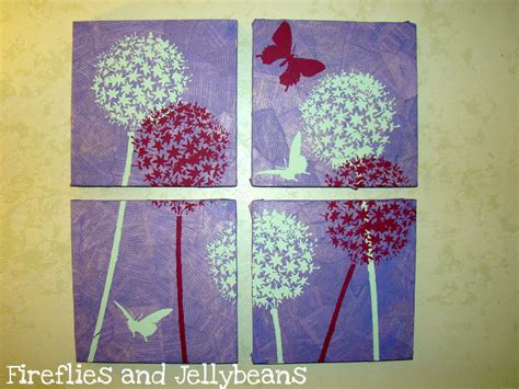 How To Make Paper Mache Wall - fireflies and jellybeans paper mache wall for the