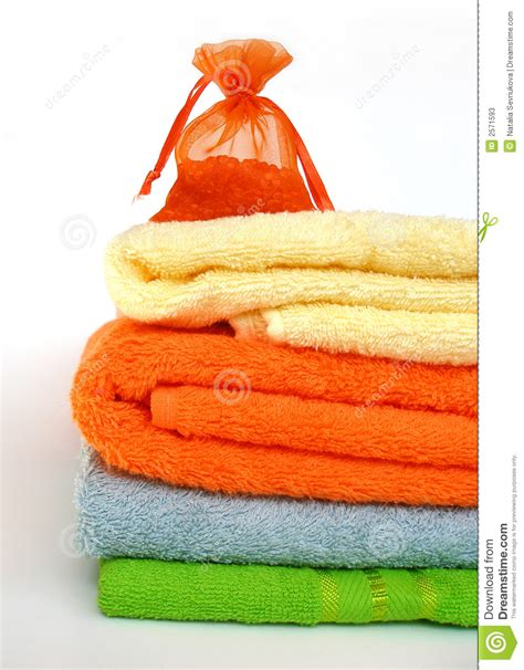 how to wash colored towels colored towels stock photos image 2571593