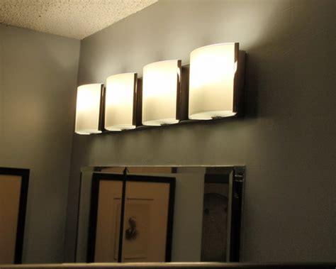 Bright Bathroom Lights Bathroom Muted Yet Bright Lighting Vanity Mirror Provides Sufficient Light Without The